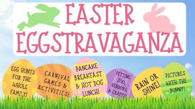 Easter Eggstravaganza (Cancelled)
