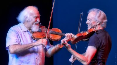 Michael Doucet and Tom Rigney: Cajun Night 3!