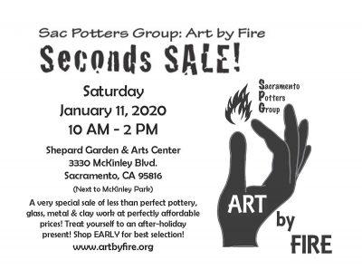 Art by Fire Seconds Sale