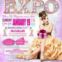 Sacramento Quinceañeras Expo