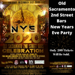 New Years Eve 2nd Street Bar Special