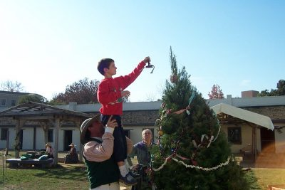 Hands on History: A Simple Immigrant Christmas