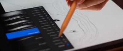 Anime Design on iPad (Cancelled)