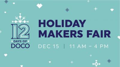 DOCO Holiday Makers Fair
