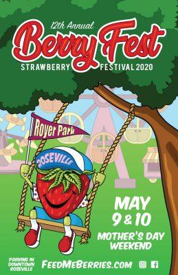 BerryFest Strawberry Festival (Postponed)