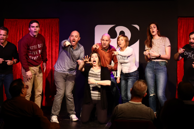 Harold Night: Improv Comedy (Postponed)
