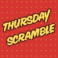 Thursday Scramble: Improv Comedy (Postponed)