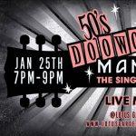 50s Doo-Wop Mantra Singing