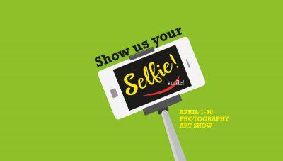 Show Us Your Selfie! (Photography Month Sacramento)