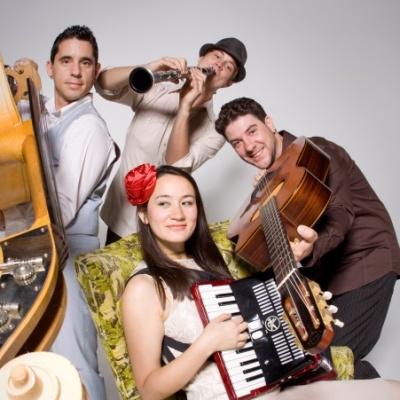 Global Rhythms: Jessica Fichot (Cancelled)