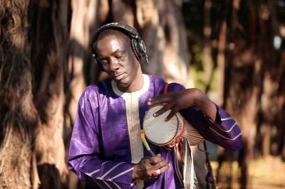 Global Rhythms: Massamba Diop with Father Time Tri...