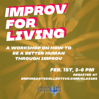 Improv for Living