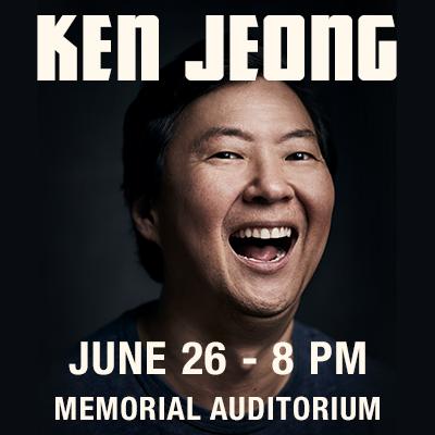 Ken Jeong (Cancelled)
