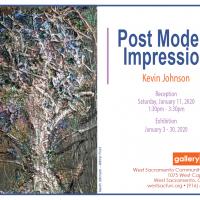 Post Modern Impression Artist Reception
