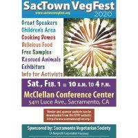 Sactown VegFest 2020
