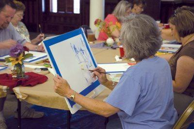 Senior Studio Drawing