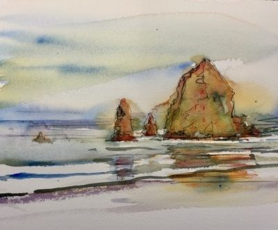 Ways with Watercolor