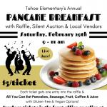 Community Pancake Breakfast