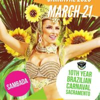 Brazilian Carnaval Sacramento (Postponed)