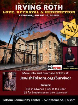 Irving Roth, Holocaust Survivor
