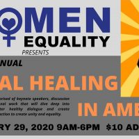 Racial Healing in America Conference