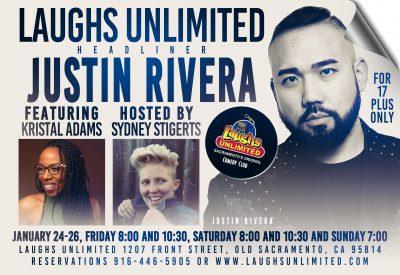 Justin Rivera featuring Kristal Adams