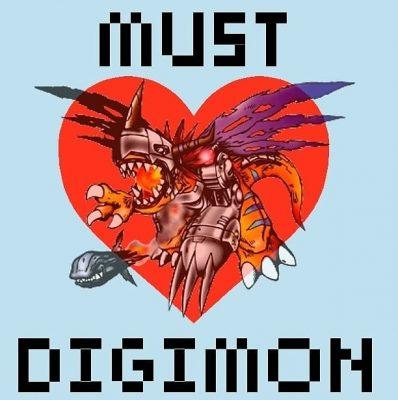 Must Love Digimon