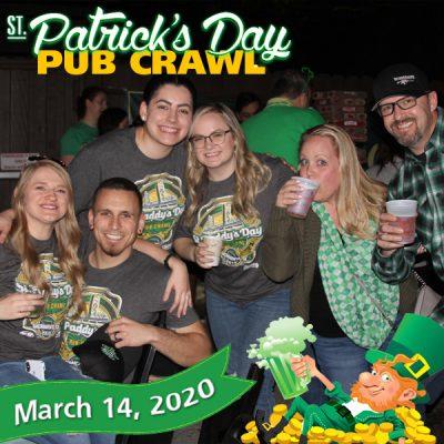 St. Patrick's Day Bar Crawl