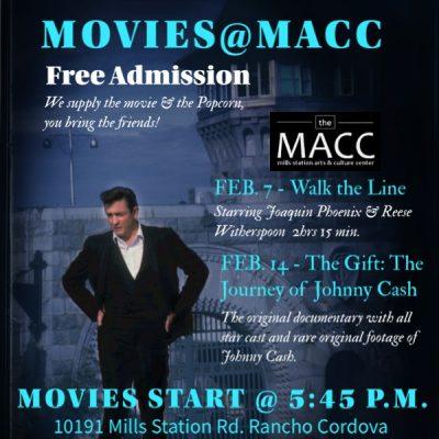 Movies at the MACC