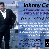Johnny Cash: A Journalistic Journey with Gene Beley