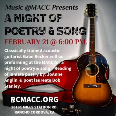 A Night of Poetry and Song