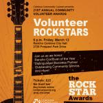 21st Annual Community Volunteer Awards