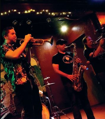 City of Trees Brass Band and Sam Eliot's Spirit Di...
