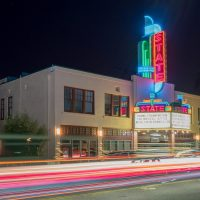 Downtown Auburn Night Shoot (Photography Month Sac...