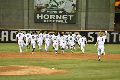 Sacramento State Hornet Baseball vs. University of...
