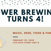 Tower Brewing Anniversary Party