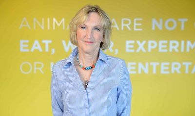 PETA Founder Ingrid Newkirk