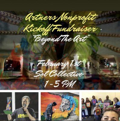 ARTners Nonprofit Kickoff Fundraiser