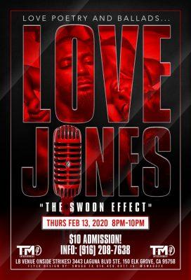 Love Jones The Swoon Effect
