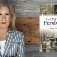 A Converstion with Johanna Neuman: And Yet They Persisted