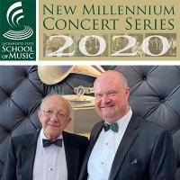 Sacramento State New Millennium Concert Series: Randall Scarlata and Gilbert Kalish