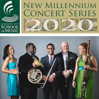 Sacramento State New Millennium Concert Series: Imani Winds