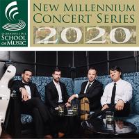 Sacramento State New Millennium Concert Series: The Miro Quartet (Cancelled)
