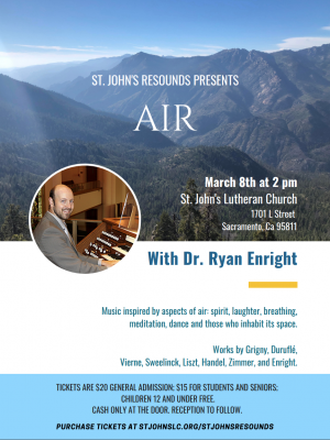 St. John's Resounds: Air