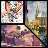Water and Color National Juried Exhibit