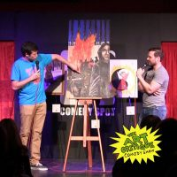 Art Critique Comedy Show