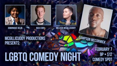 LGBTQ Comedy Night
