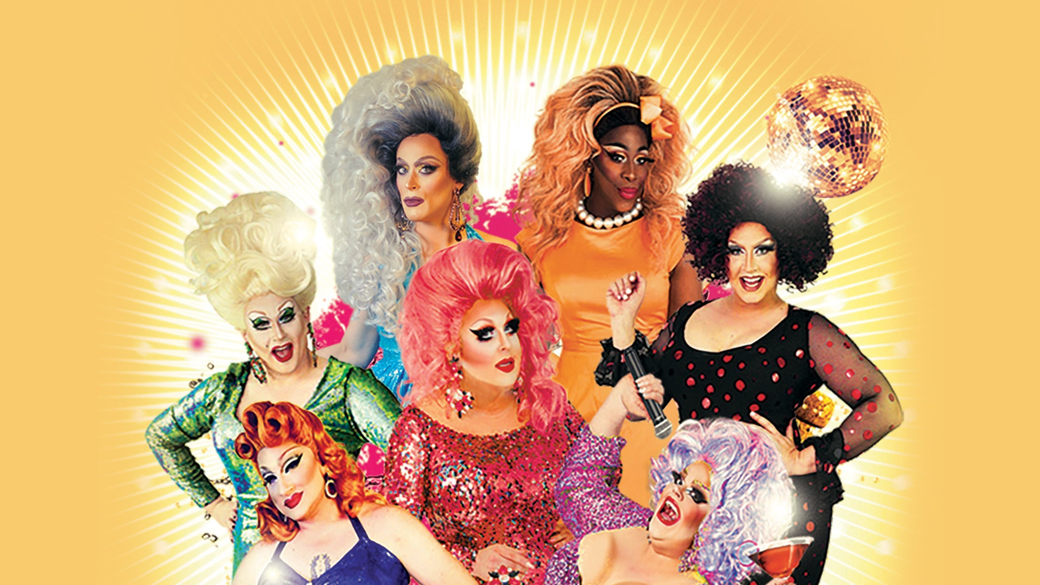 Drag Diva Brunch: 90s Brunch (Cancelled)
