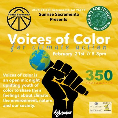 Voices of Color for Climate Action