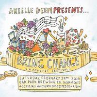 Bring Change Benefit Festival